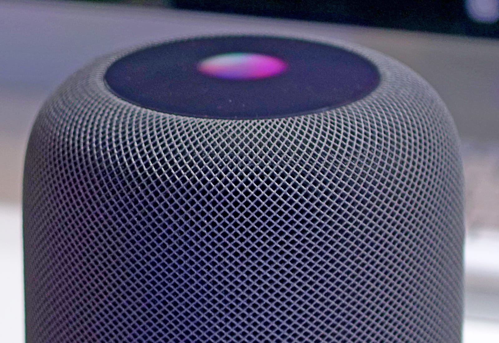 HomePod Close Up