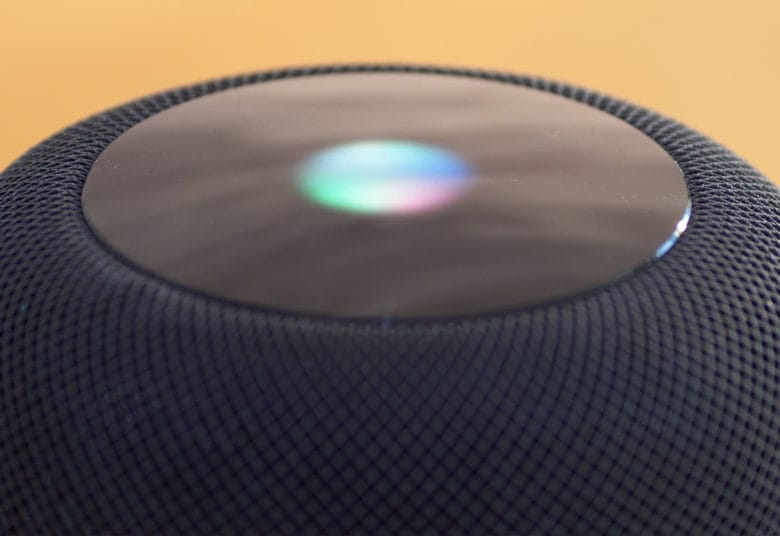 Apple shipped 600000 HomePod speakers during the first quarter of 2018