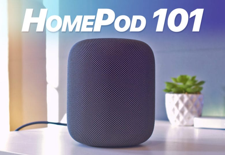 Everything you need to know about HomePod