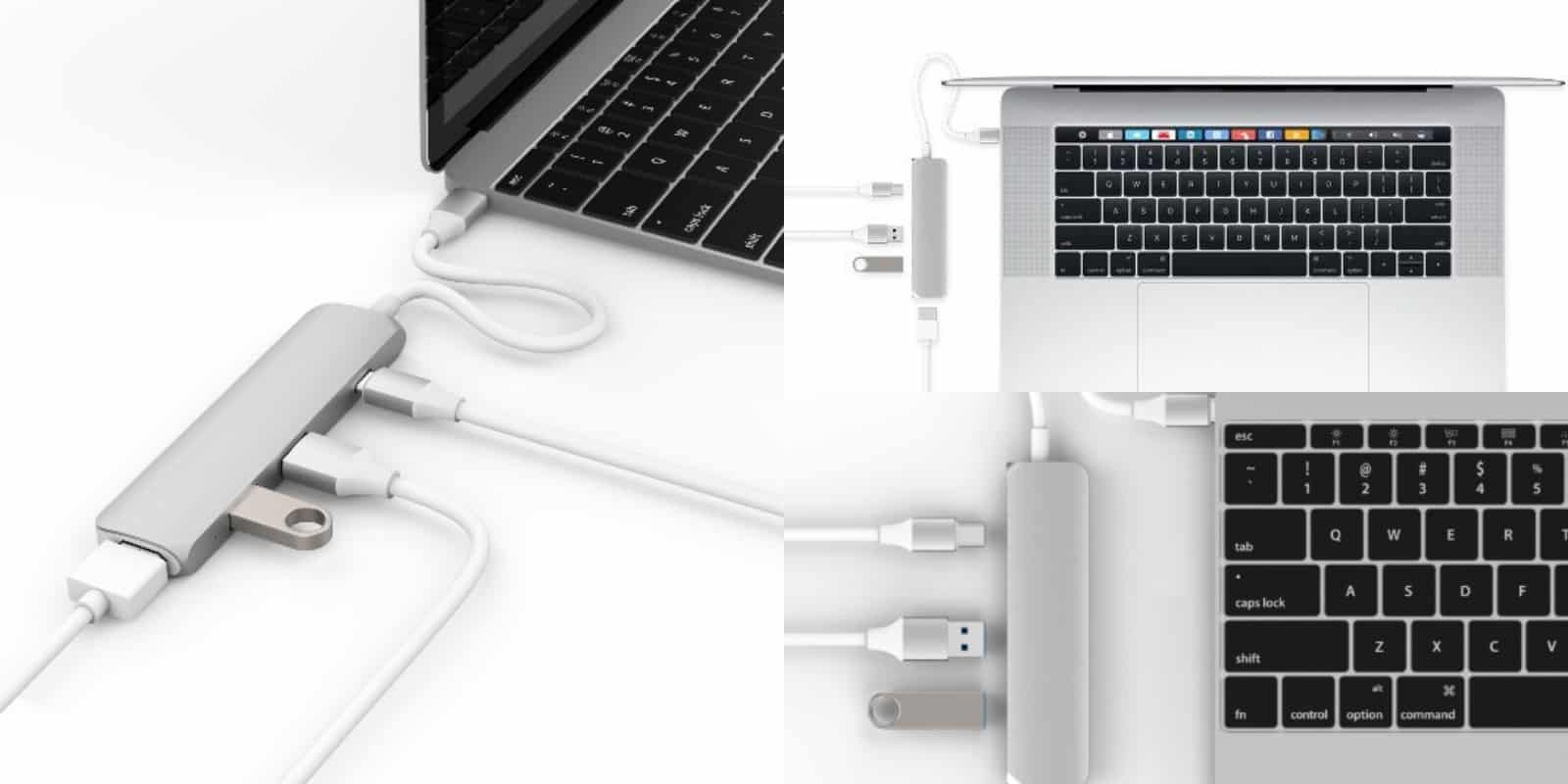 Reclaim your favorite devices by adding two USB 3.0 connections, HDMI, and more to your MacBook.
