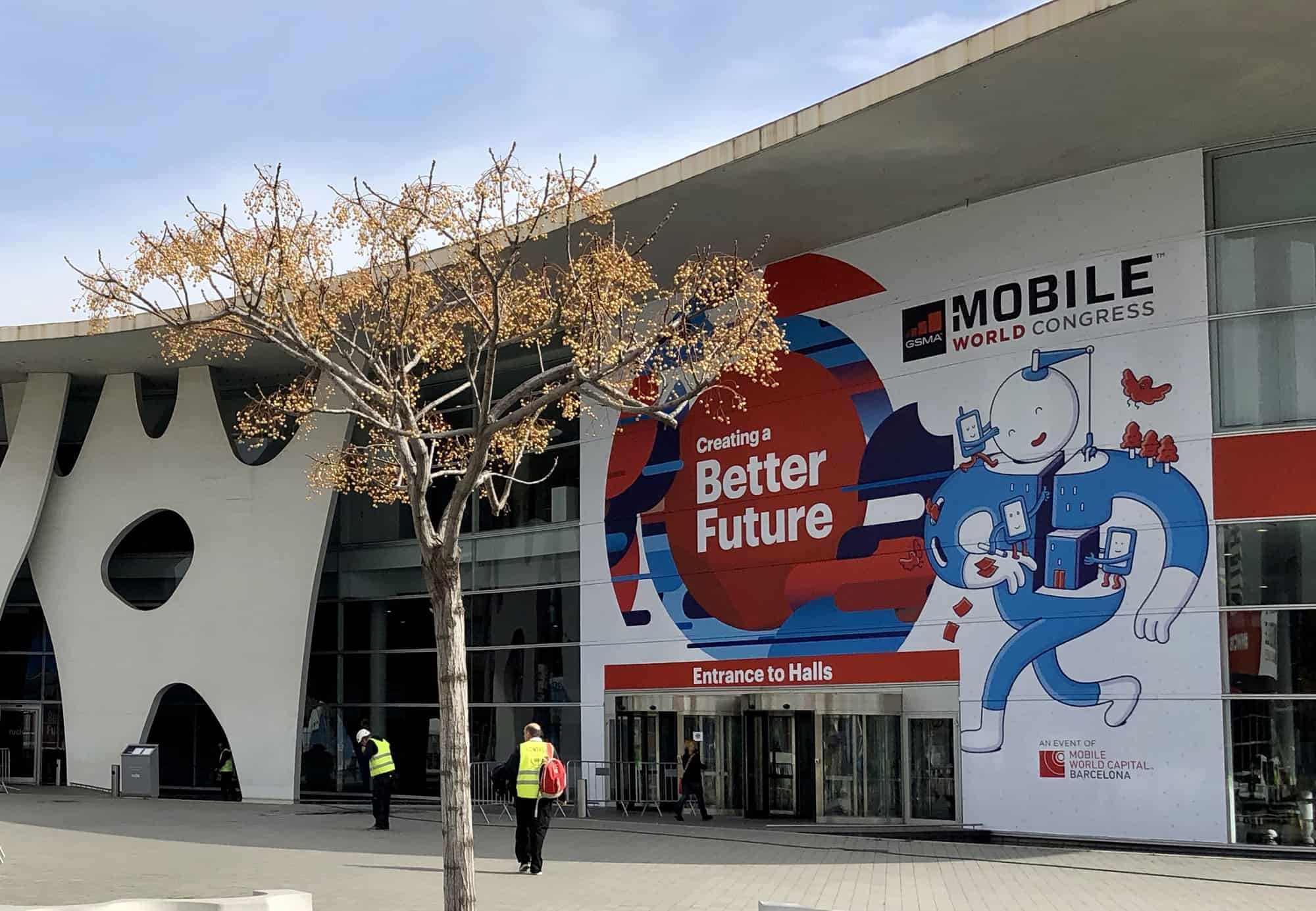 Everyone who is anyone in mobile (except Apple) will be at Mobile World Congress 2018.
