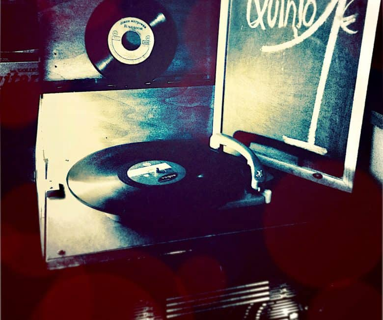 record player smart playlists