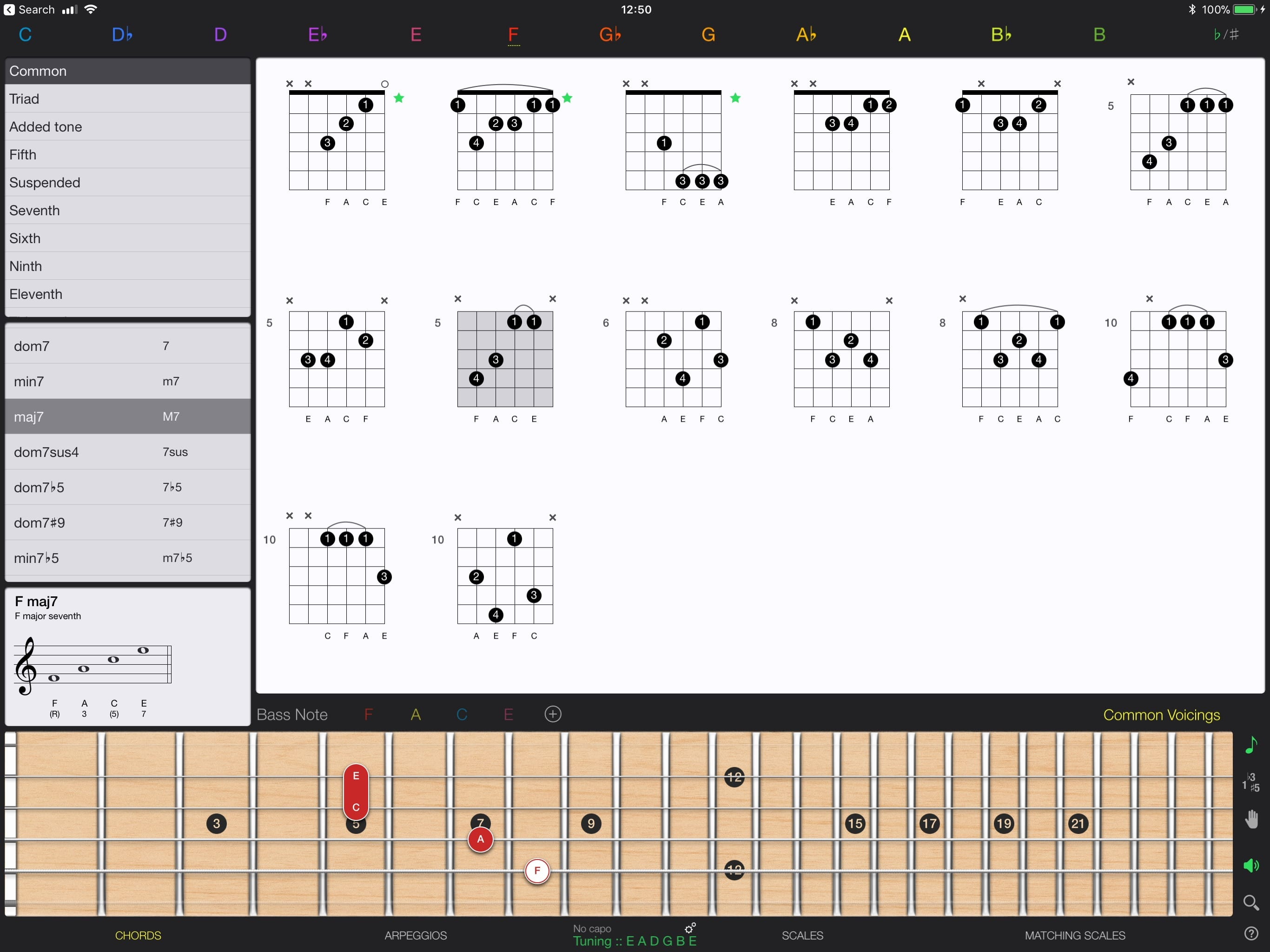 Guitar Gravitas Is The Only Guitar Scale And Chord App Youll Ever Need