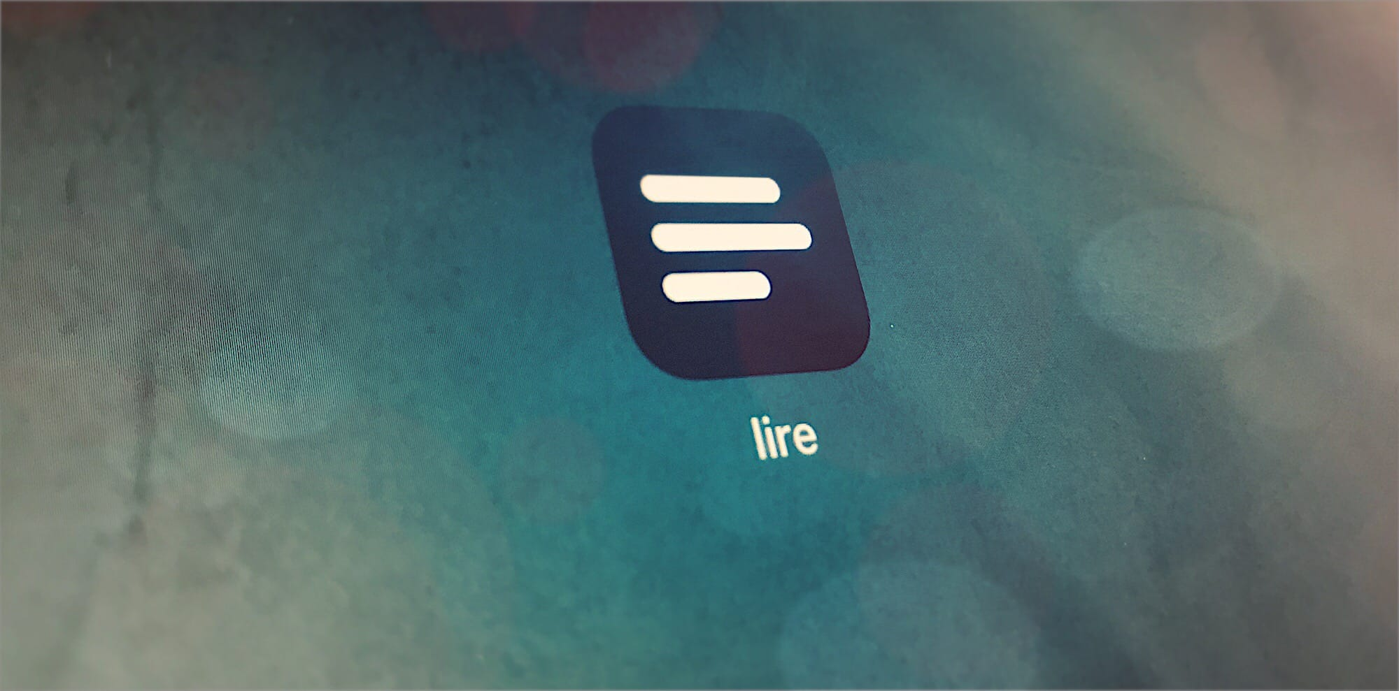 Drag-and-drop the News with Lire RSS Reader