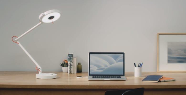 MyLiFi lamp