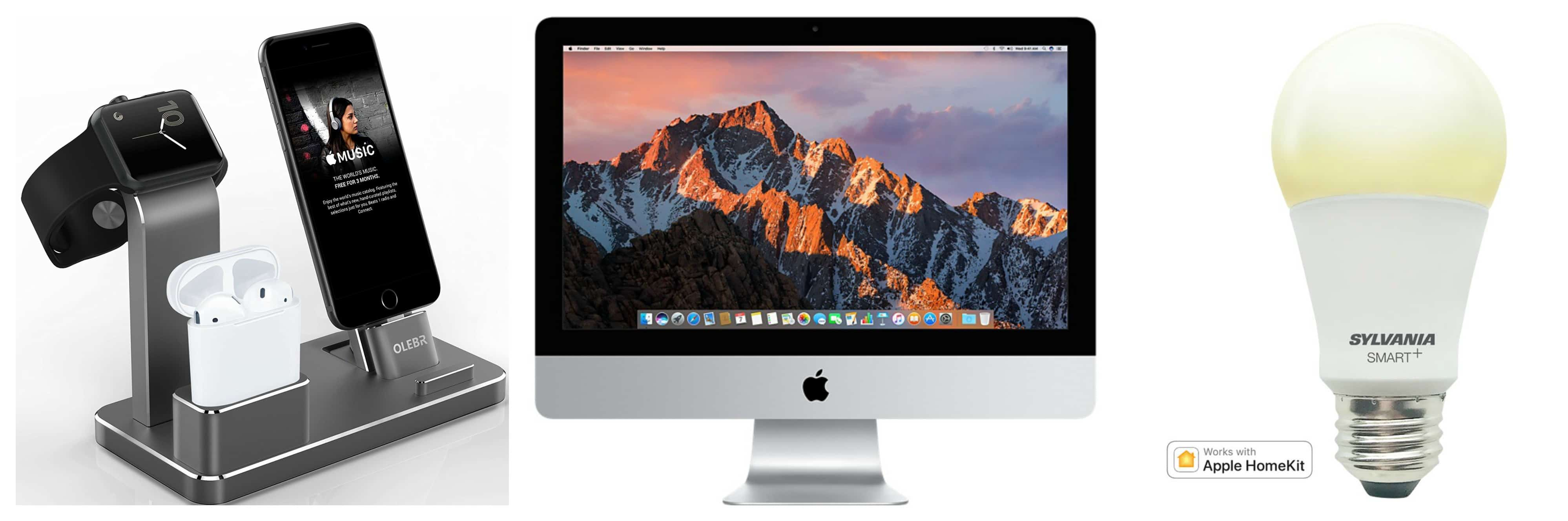 You'll find big savings on cool apple related gear in this week's roundup of best Apple deals.