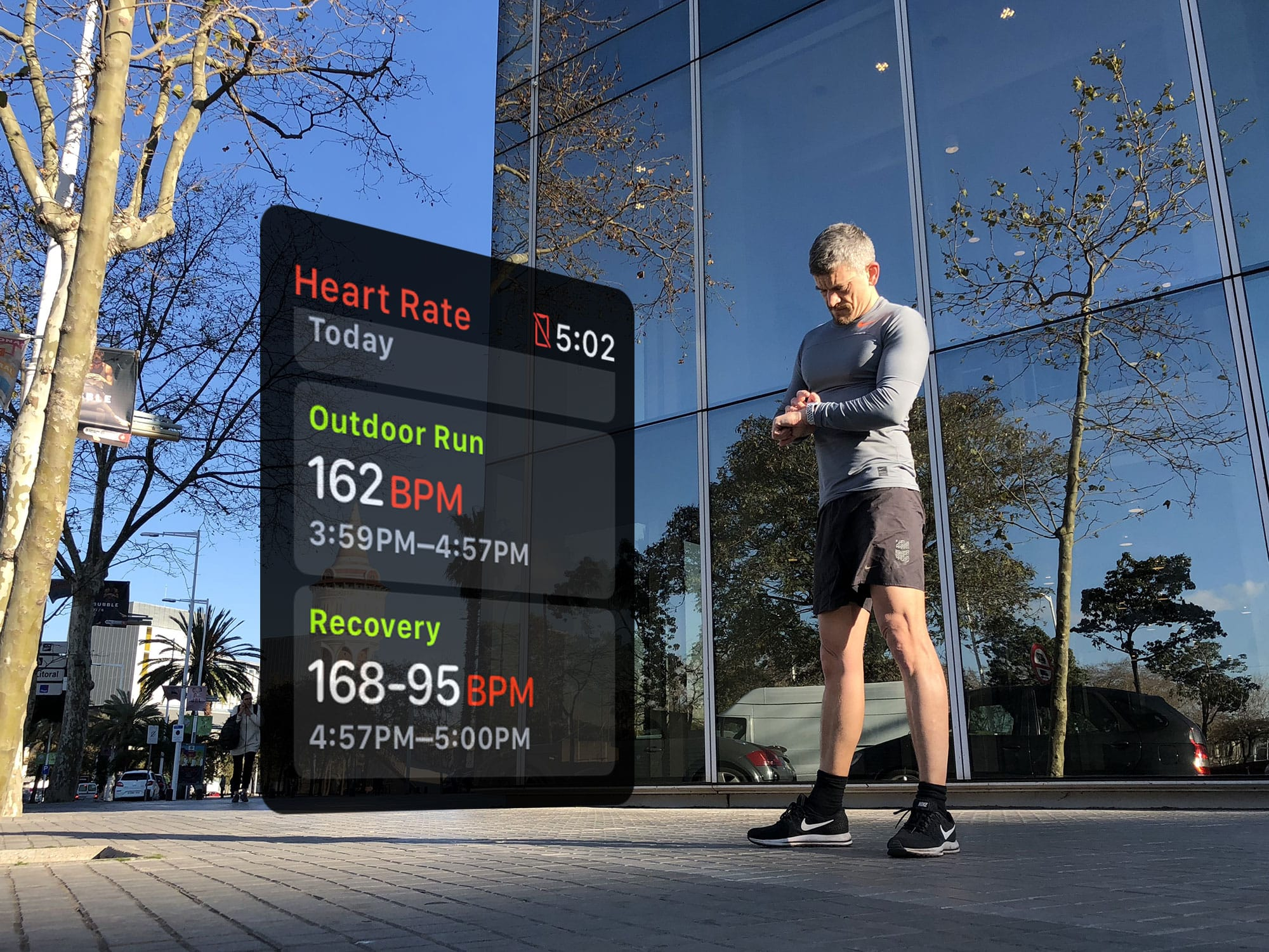 Apple Watch Heart Rate Recovery Data Tells If Your Workouts Are