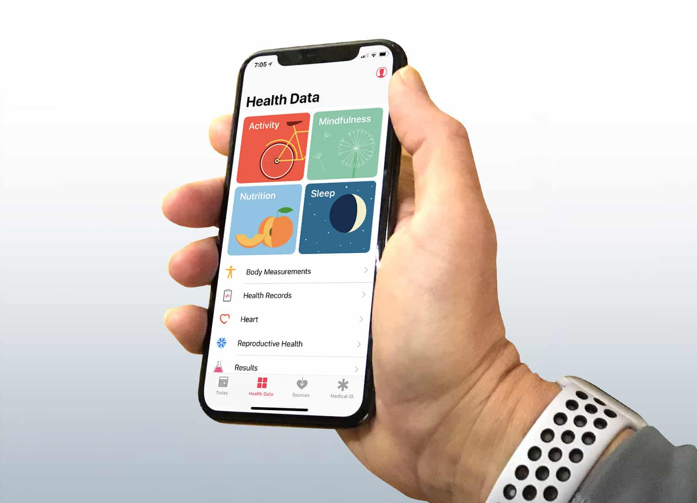 Set up Apple Health app to meet your custom fitness goals