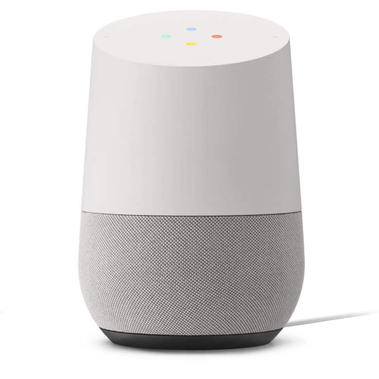 Save $30 on the Google Home smart speaker.