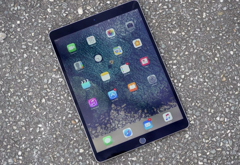 The 10.5-inch iPad Pro is a real screamer.
