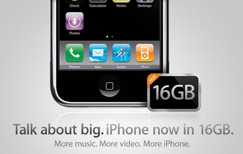 What would folks do with lavish amounts of storage like the new 16GB iPhone?