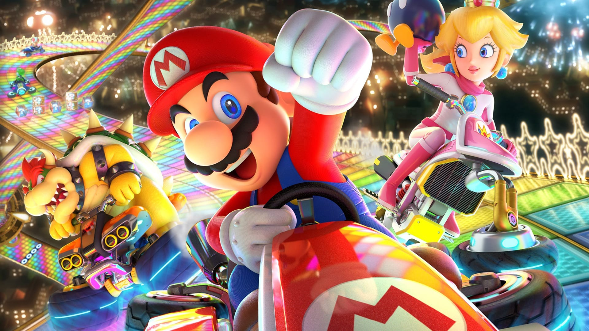 Mario Kart Tour has the second best debut month ever on mobile