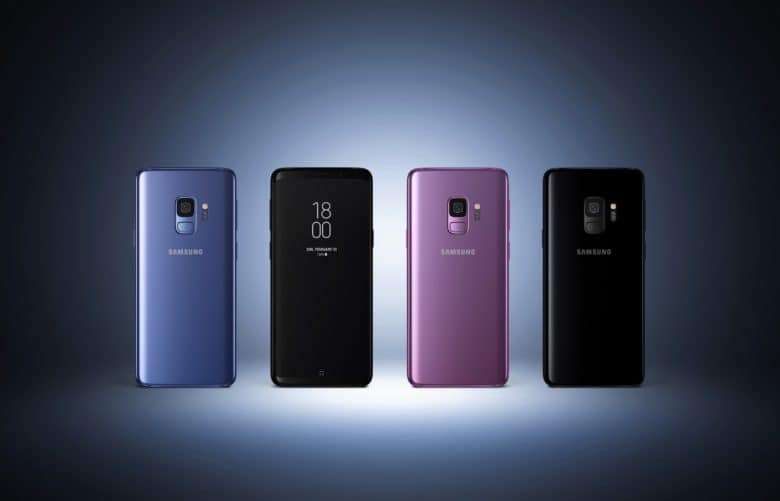 Some Galaxy S9+ phones reported to have touch screen issues