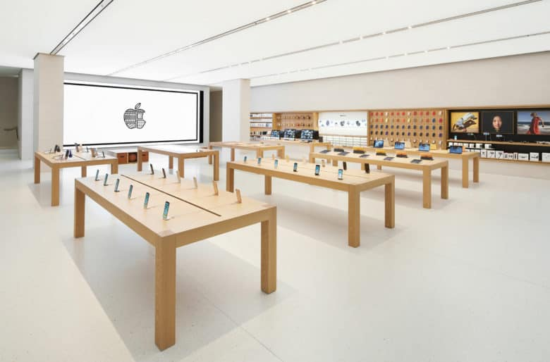 Apple Kärntner Straße, new Apple Store in Vienna