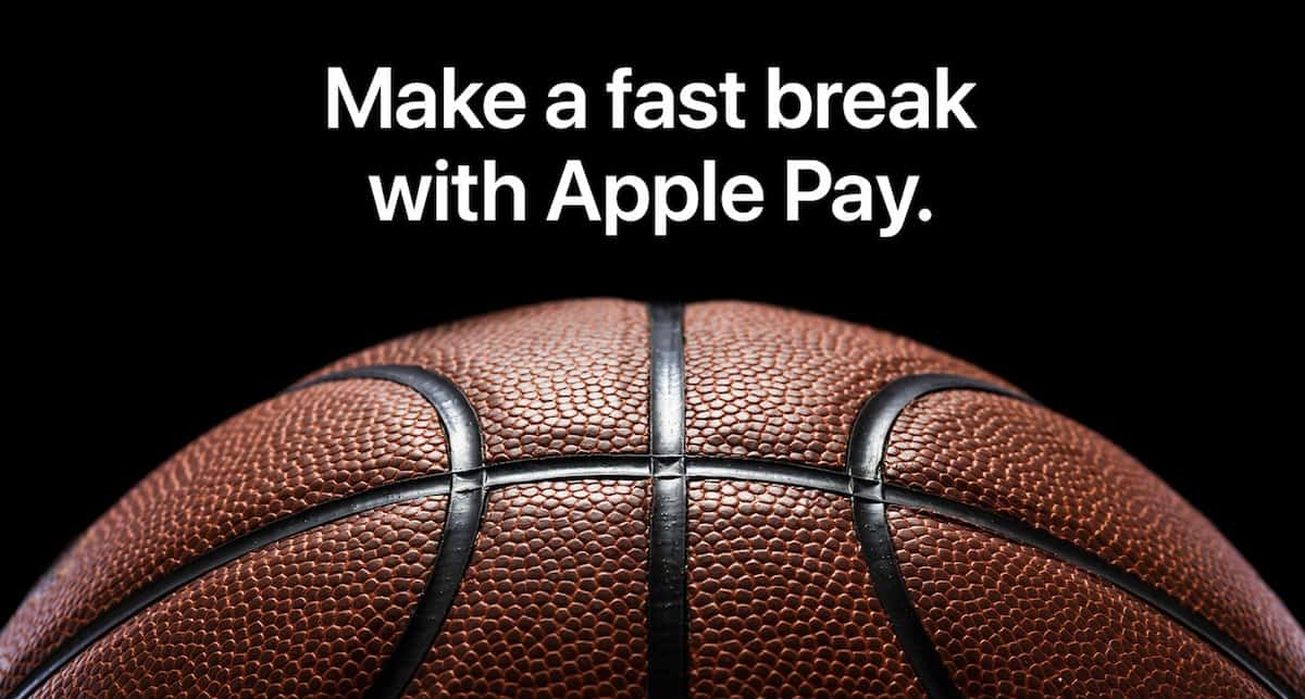 Apple Pay food promo