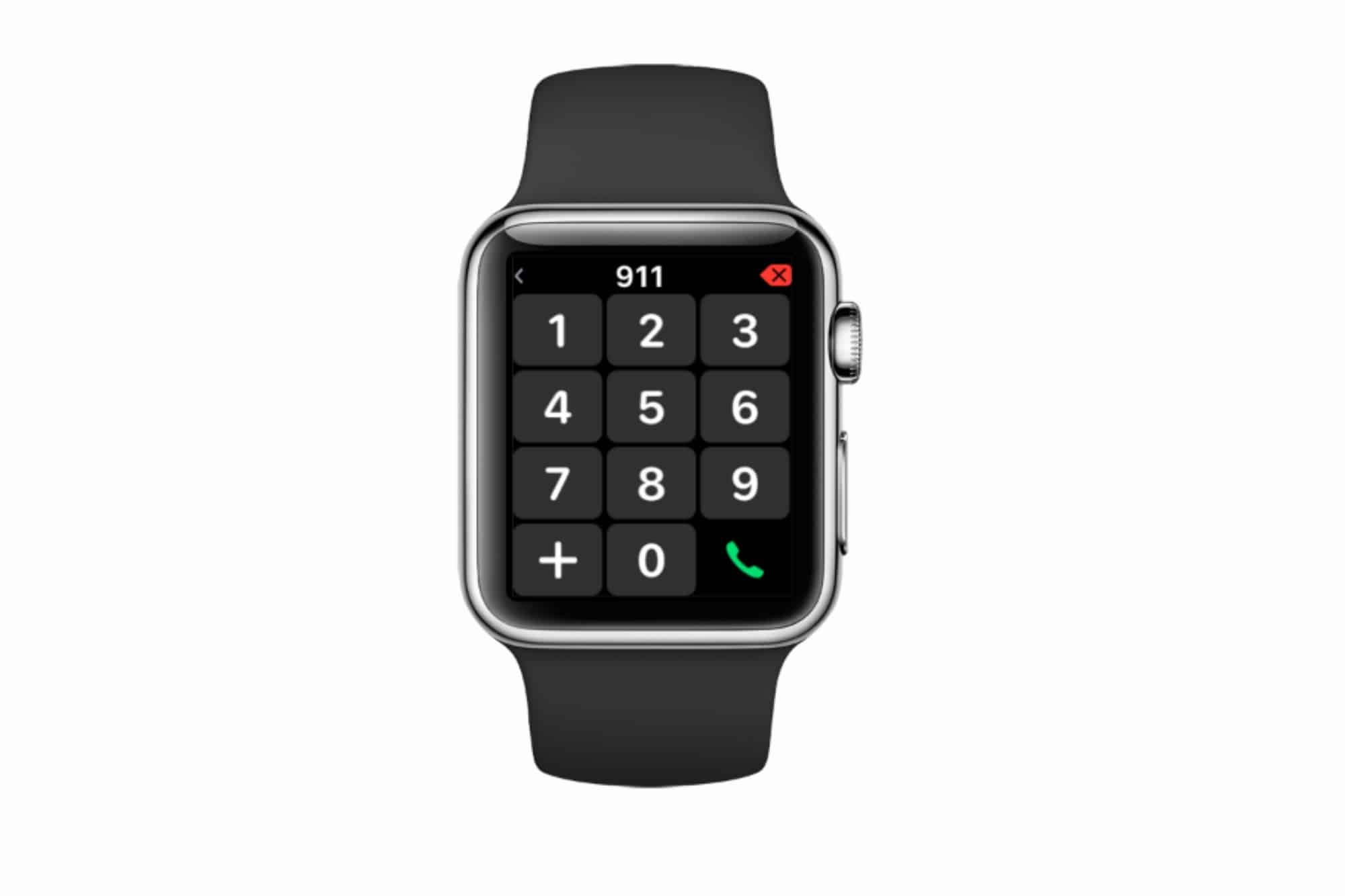 Wi-Fi Calling Apple Watch