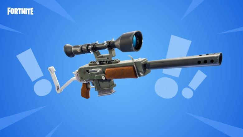Fortnite sniper
