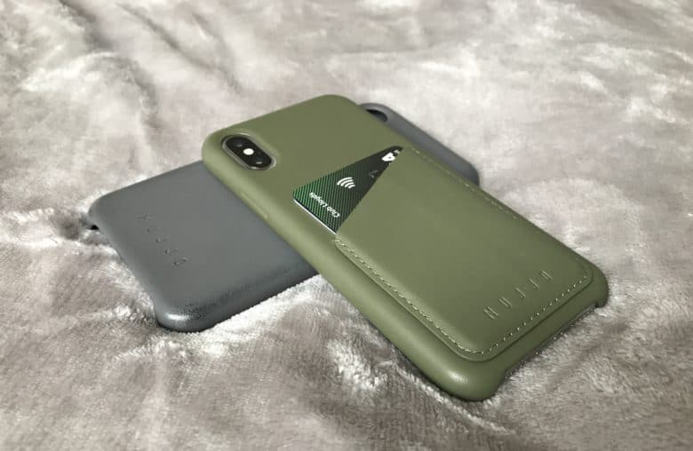 Mujjo cases iPhone X