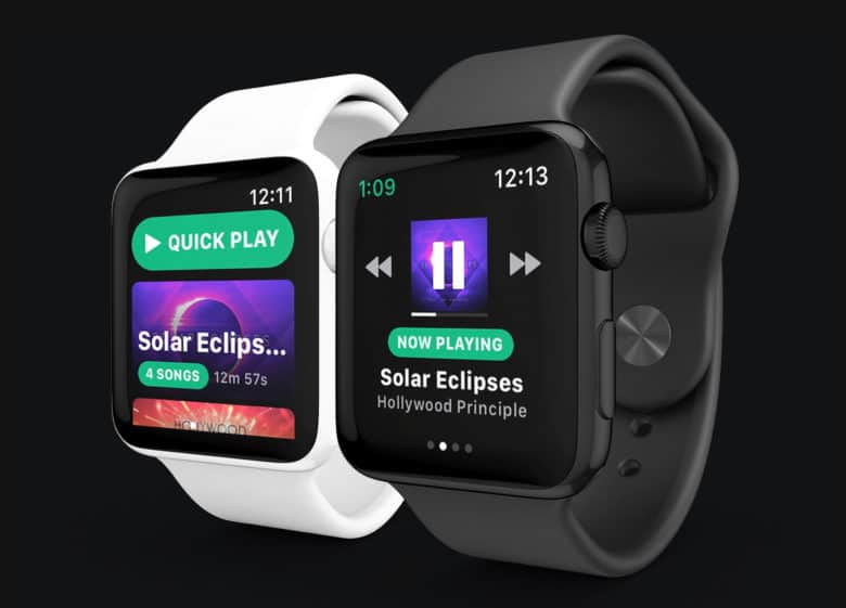 Snowy-Spotify-Apple-Watch