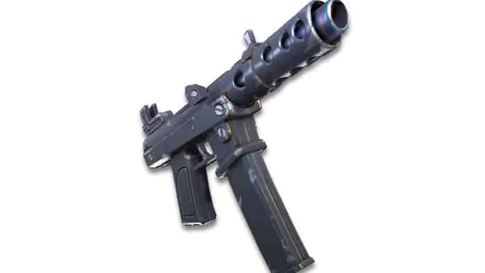 Fortnite tactical SMG