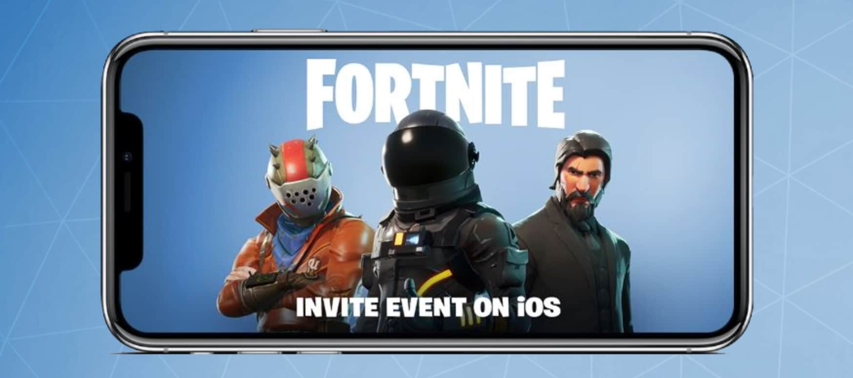 Fortnite Battle Royale Is Coming To Iphone And Ipad