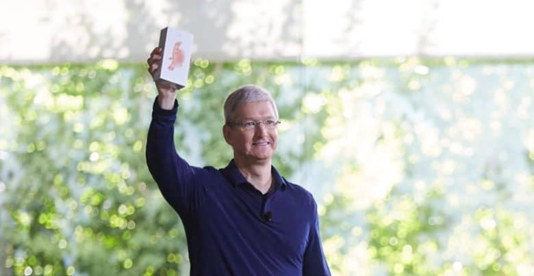 Tim Cook's Charisma