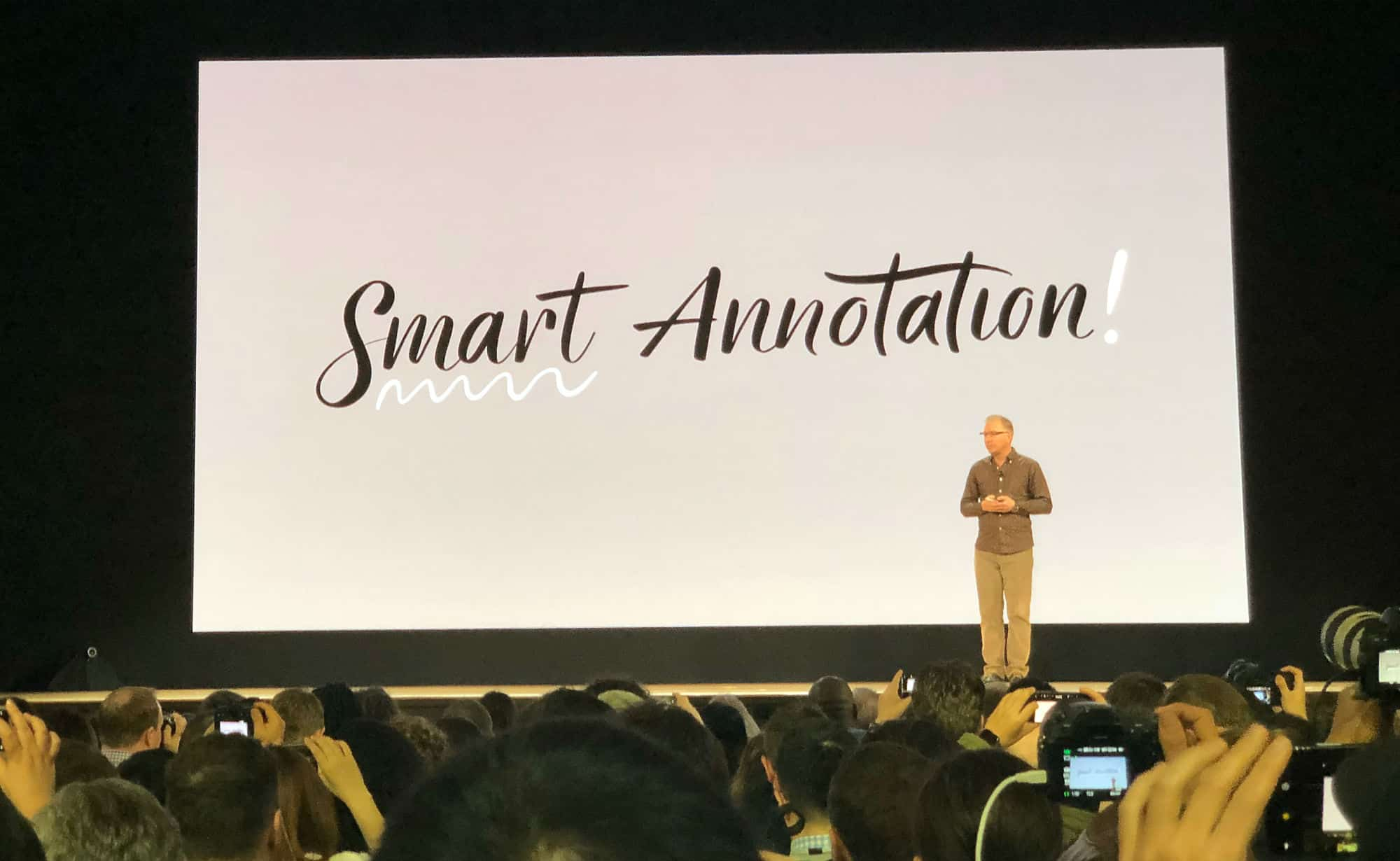 Smart Annotations are coming to iWork.