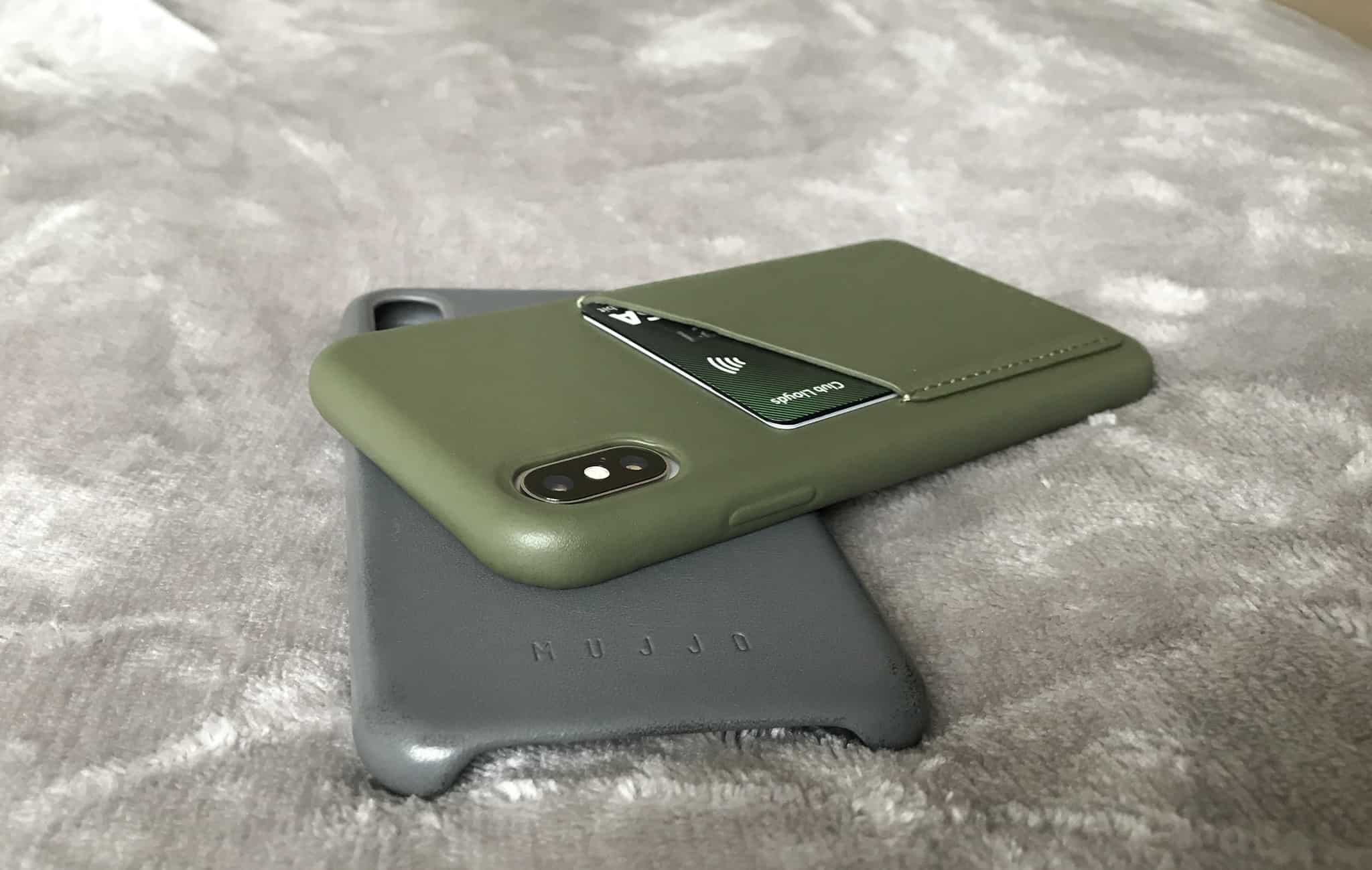 best authentic 6fd1e e4142 Mujjo's leather cases match iPhone X perfectly [Review]