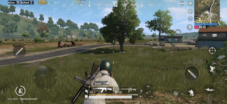 You're winning PUBG Mobile because you're playing against bots