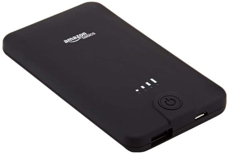 AmazonBasics battery pack