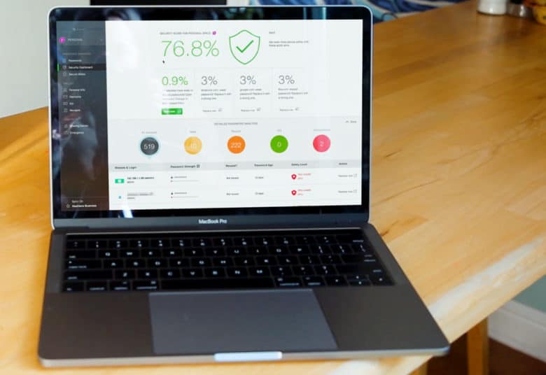 Dashlane's great Security Dashboard is one of the reasons it's the official password manager of Cult of Mac.