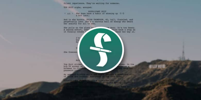 Nab the industry standard screenwriting app for half the usual price.