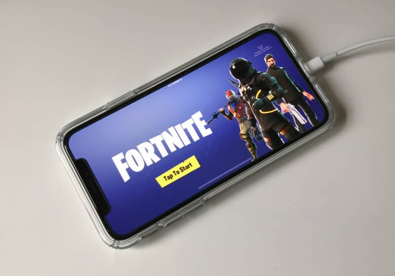 fortnite on ios will totally blow your mind - fortnite accuracy test