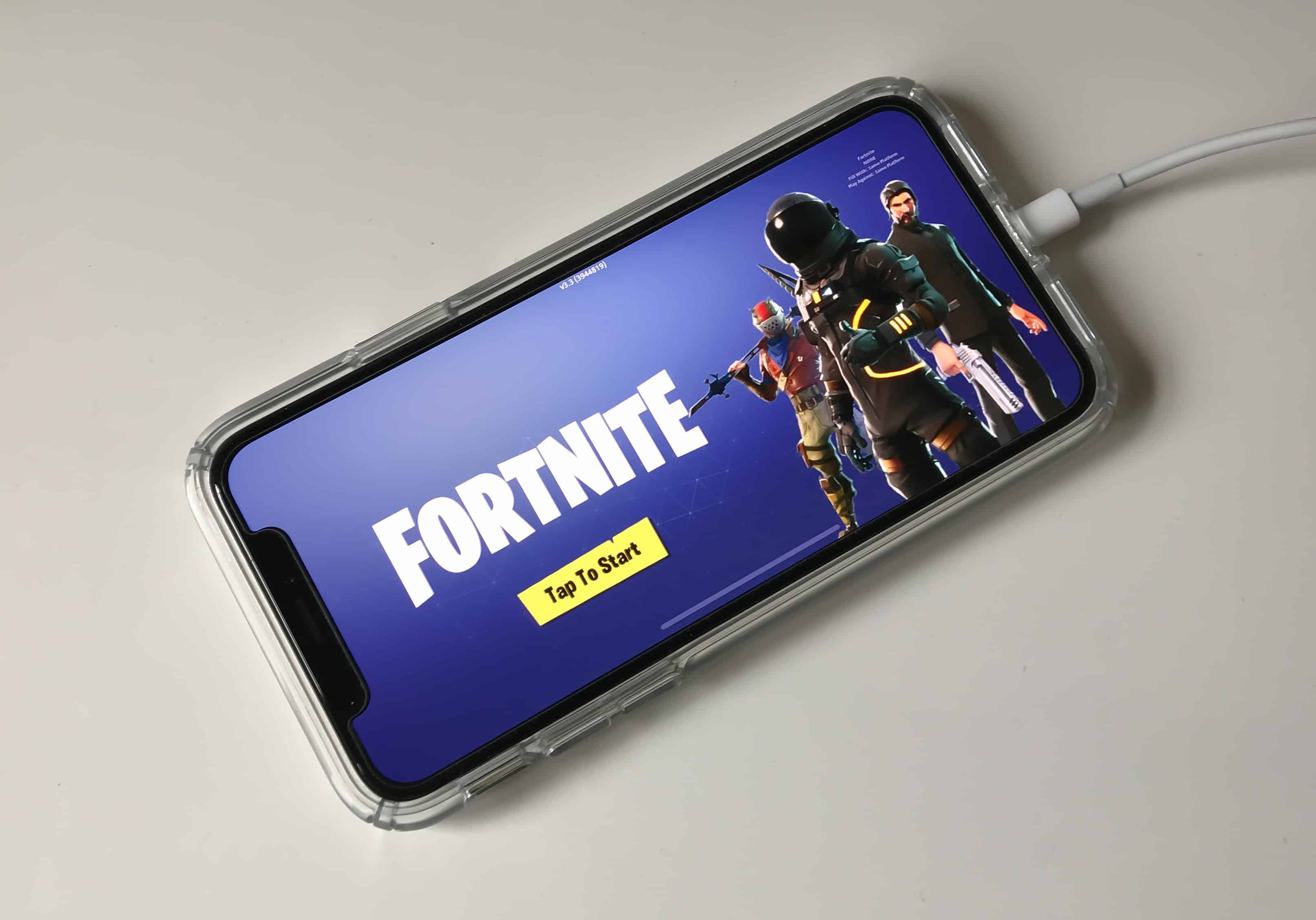 Fortnite iOS 14