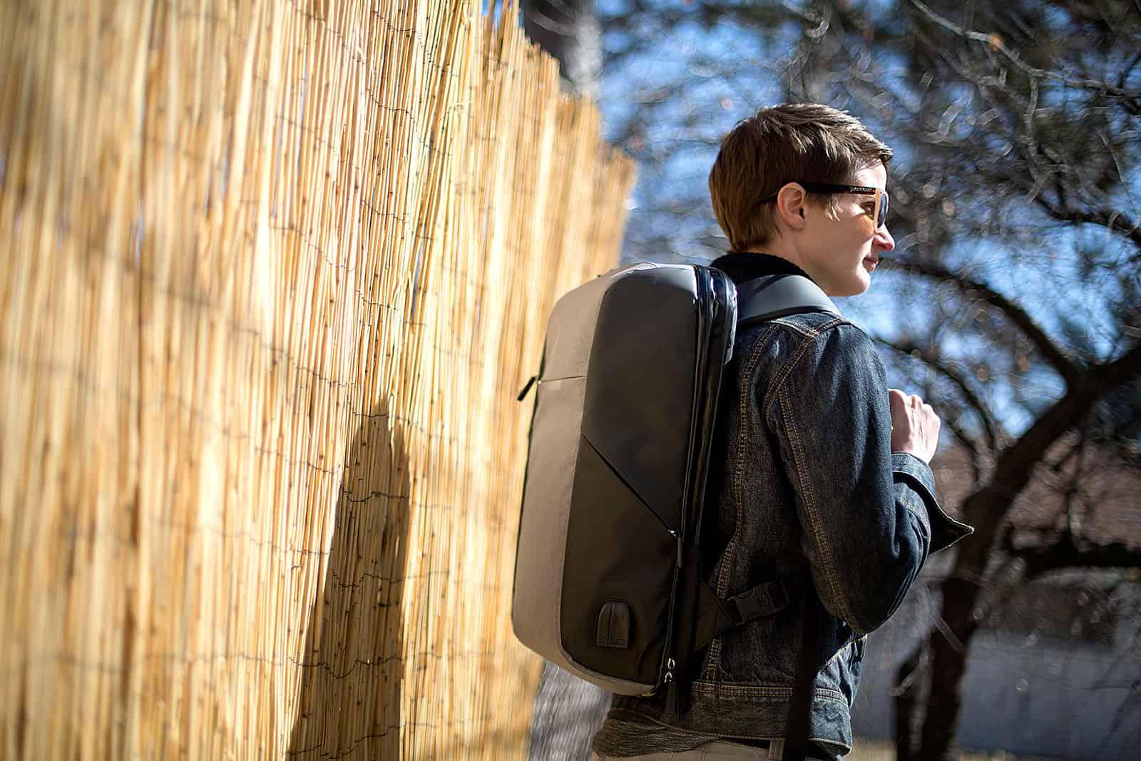 OnePack backpack