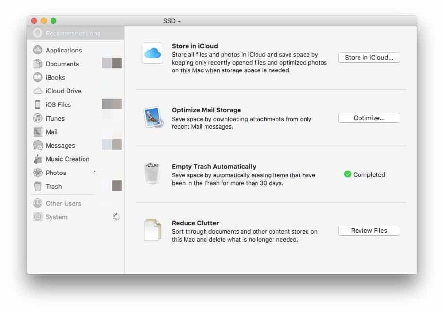 How to use iCloud Drive to free up storage on your Mac