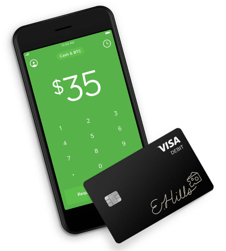 The Square Cash coffee rewards program can add up.