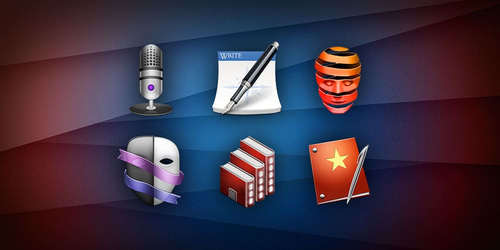 The Master Storyteller's Mac Bundle
