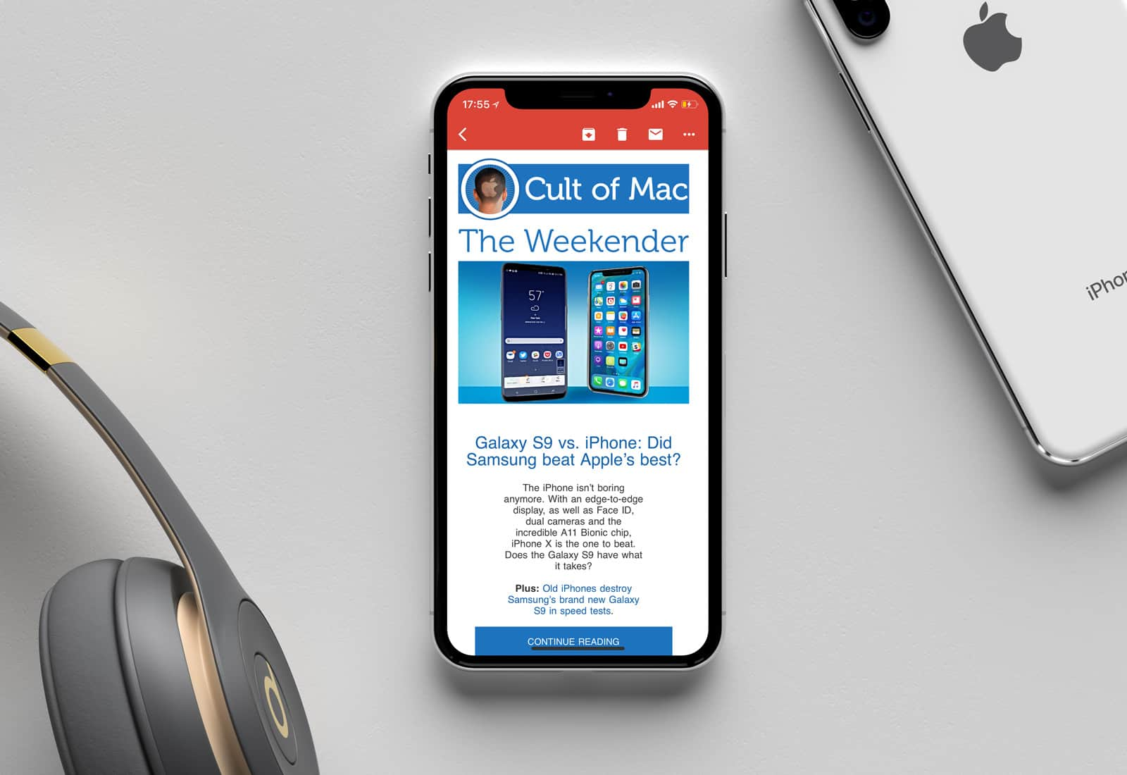 Sign up for Cult of Mac weekly newsletter The Weekender for Apple news, reviews and how-tos.