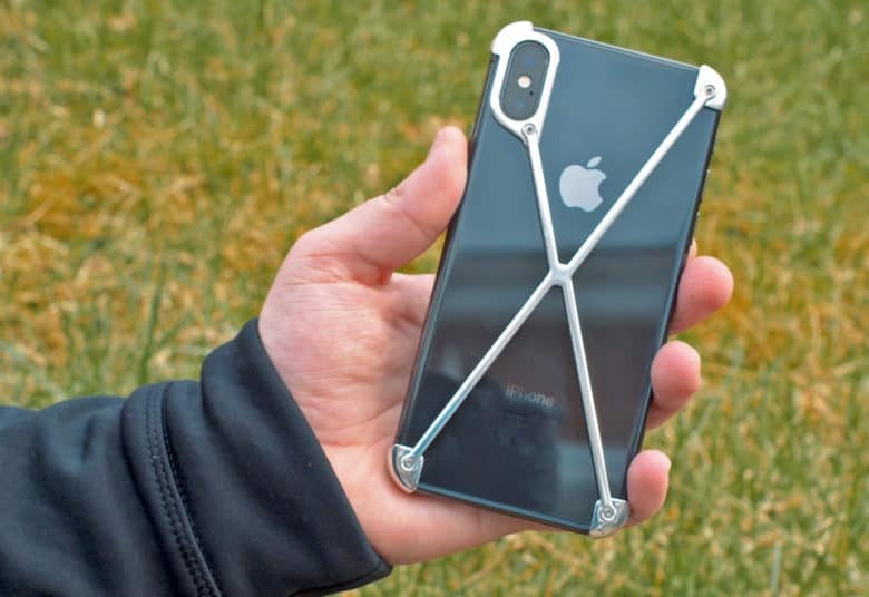 Give Your IPhone X An Exoskeleton With The Radius X [Review]