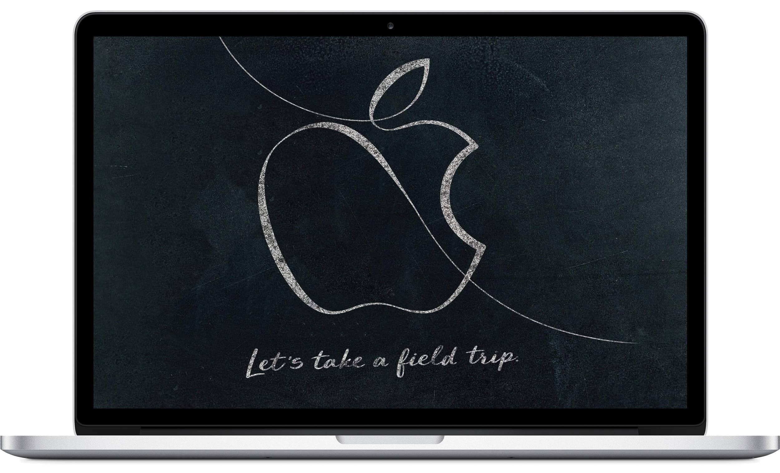 Apple Education Event invitation