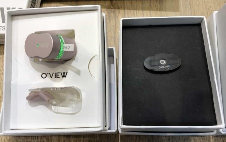 Oview Sperm tester
