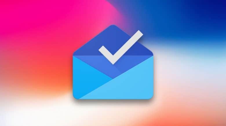Google Inbox iPhone