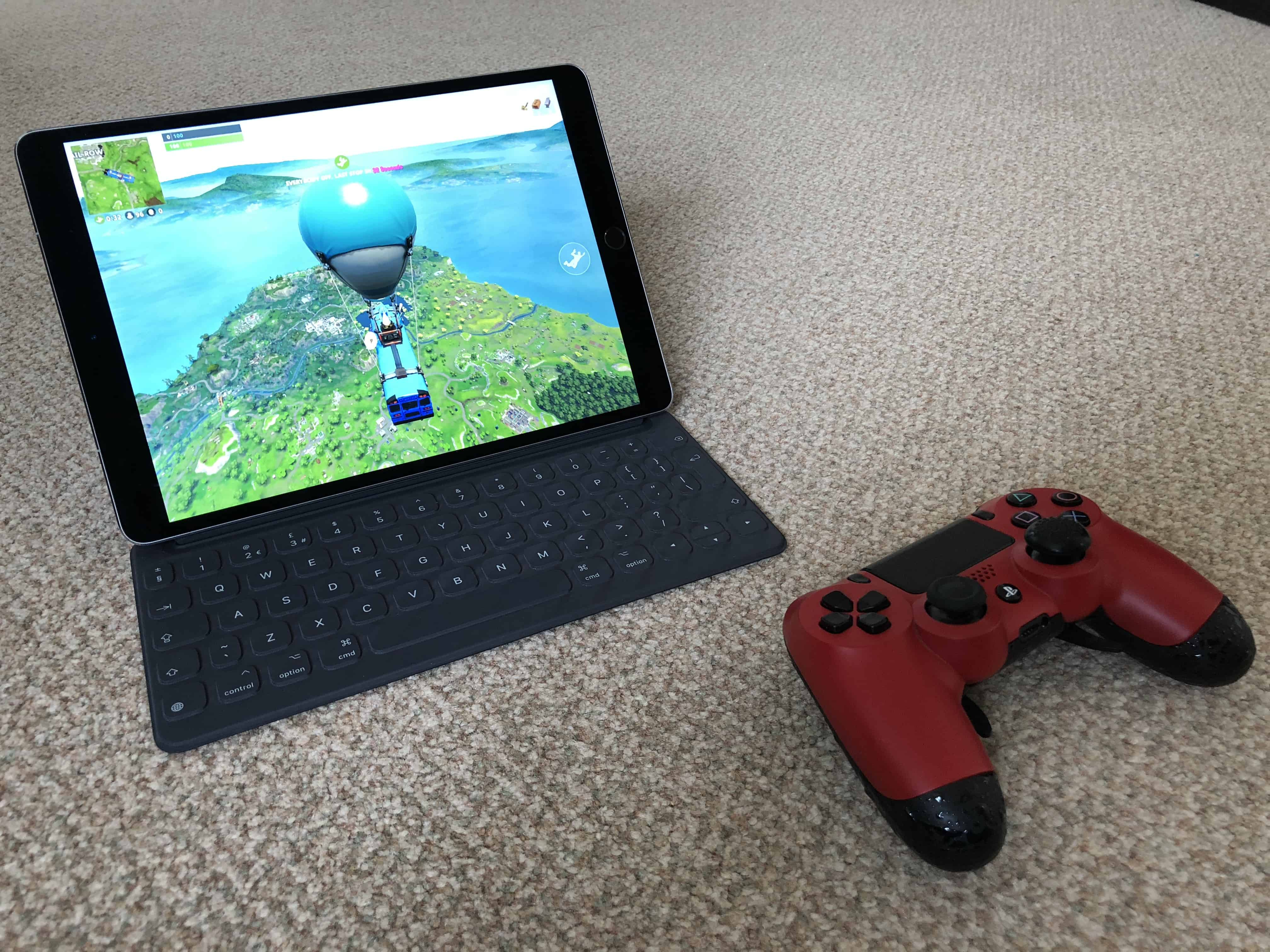 Fortnite mobile controller