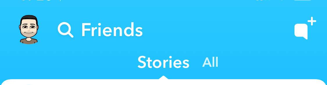 Snapchat Stories change