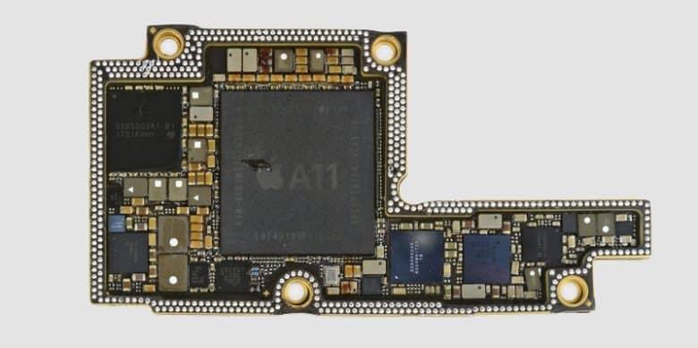 Iphone X Bionic Chip