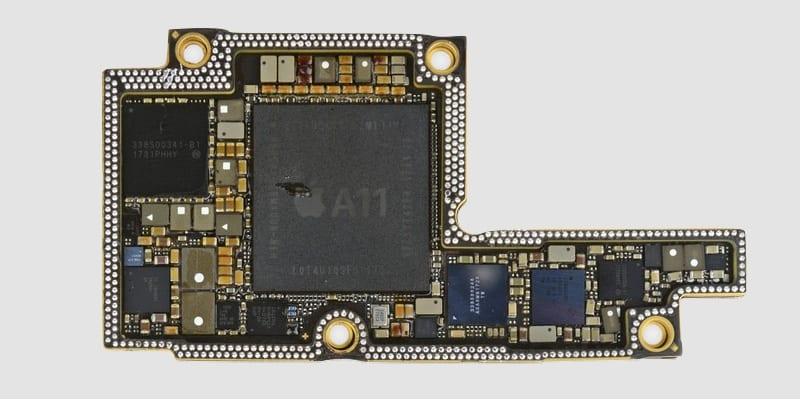 Apple A12 replaces A11 Bionic