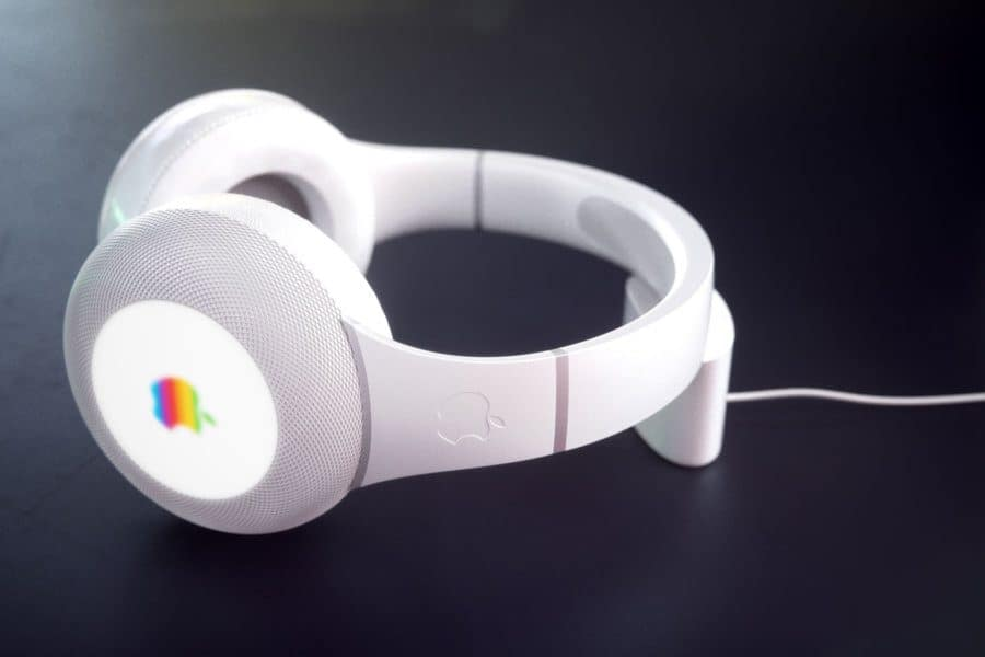 Apple headphones concept