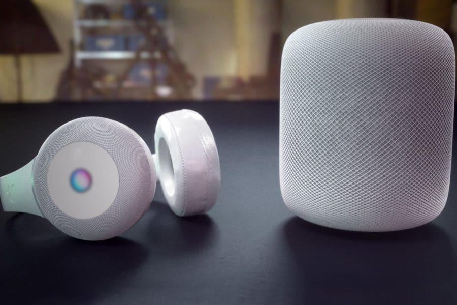 Apple headphone patent