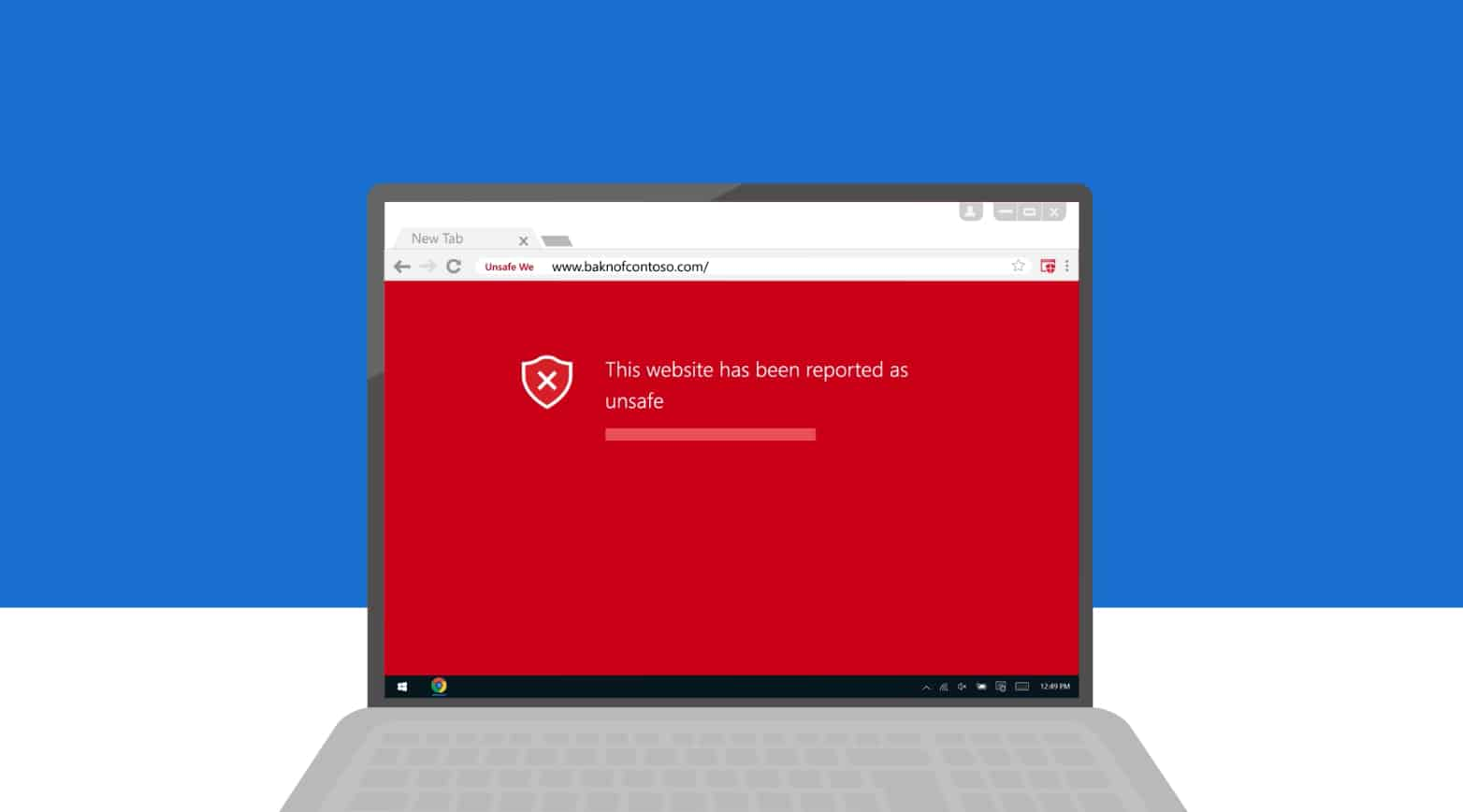 Windows Defender Google Chrome